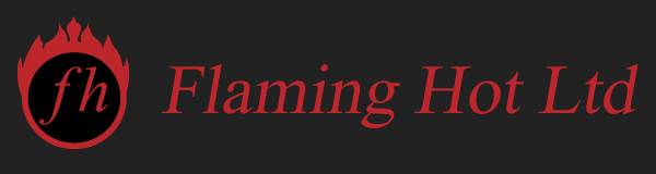 Flaming Hot Ltd Logo
